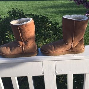 UGG Shoes - Women's brown ugg boots